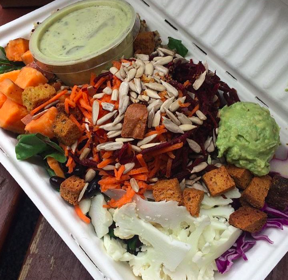 11 Beach Bod Salads In Vancouver Populist