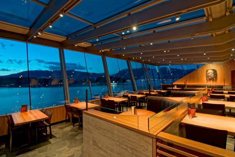 Party perfect venues in vancouver populist for Best private dining rooms vancouver