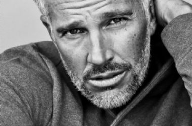 an older gentleman model