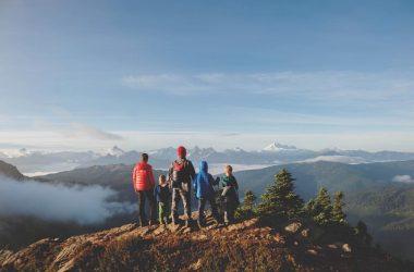 hiking mt cheam