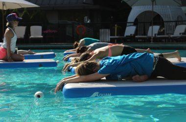 liquid yoga at westin bayshore