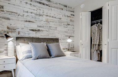 gabriola park cottage bedroom